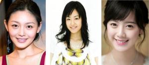 Barbie Hsu - Inoue Mao - Goo Hye-Sun