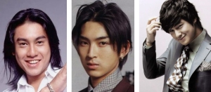 Ken Zhu - Matsuda Shota - Kim Bum