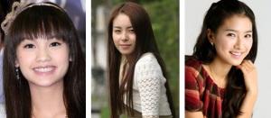 Rainie Yang - Nishihara Aki - Kim So-Eun