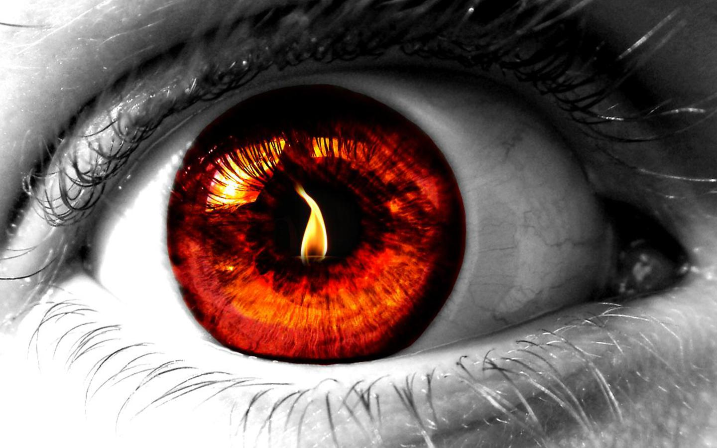 evil is in the eyes of the When they ate the forbidden fruit, the eye (hebrew: ayin, meaning a singular eye) of their understanding was opened concerning good and evil they became as gods in the sense of now being able to make their own decisions concerning good and evil.
